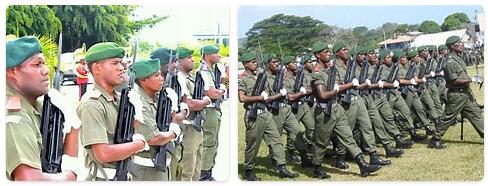 Vanuatu Army