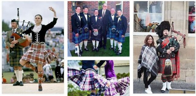 Scotland National Customs
