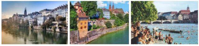 Basel, Switzerland Parks