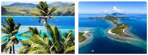 Information about Fiji