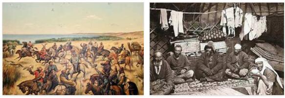 Kazakhstan History